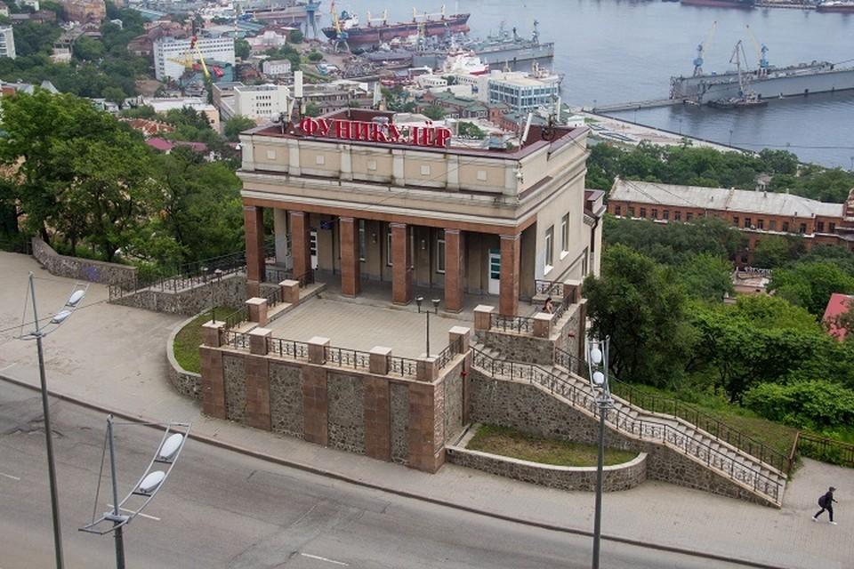 В этом году владивостокскому фуникулеру исполнилось 57 лет.