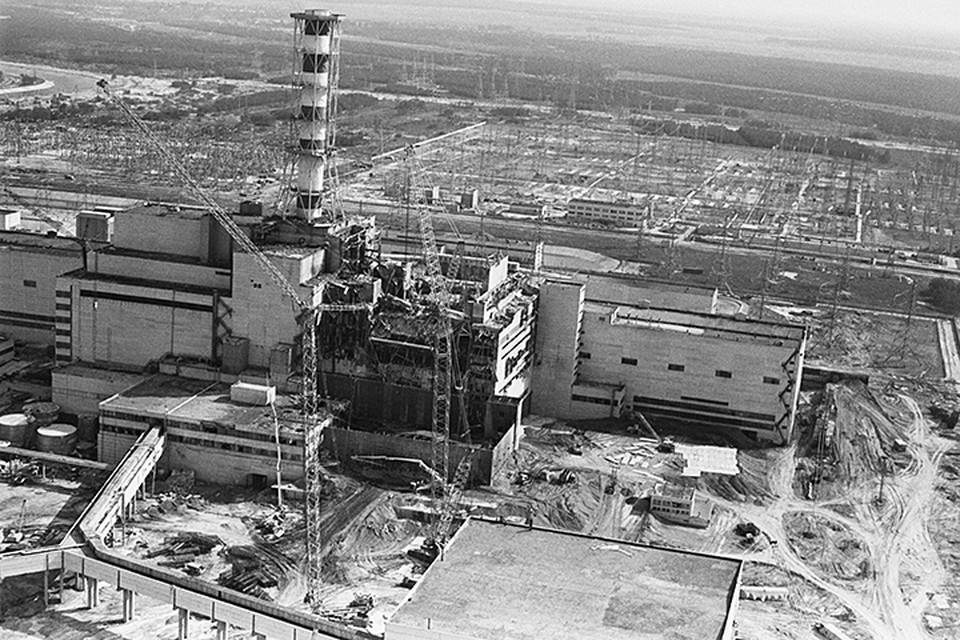 Со временем авария на Чернобыльской АЭС обрастает все большим количеством мифов