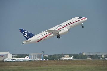 Авиакомпании просят еще раз проверить «Суперджет»