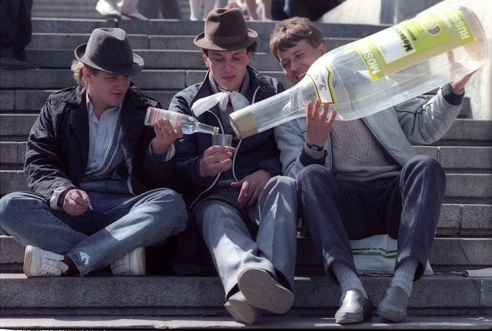В Минздраве решили вычислить реальное количество потребляемого спиртного в стране