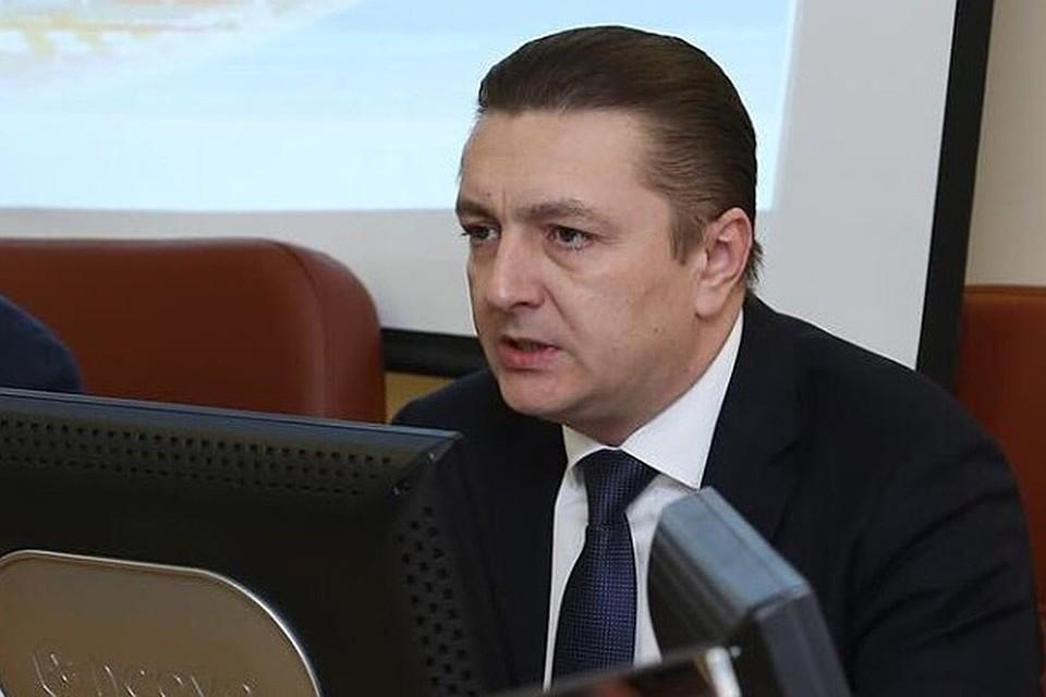 Бывший глава Раменского района Московской области Андрей Кулаков