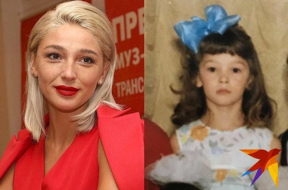Настя Ивлеева в детстве была скромной и сдержанной девочкой Фото: Борис КУДРЯВОВ/детский сад Разметелево
