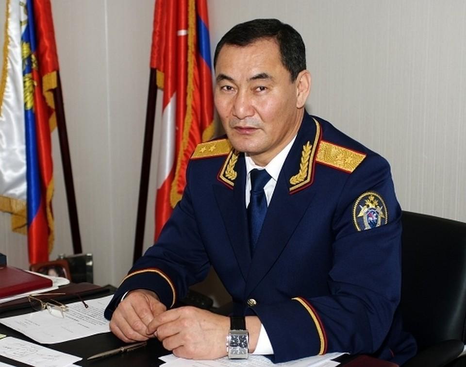 Михаил Музраев. Фото: СУК СК по Волгоградской области.