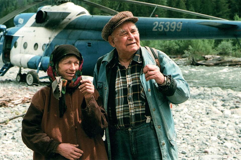 Василий Песков открыл миру семейство староверов Лыковых в 1982 году