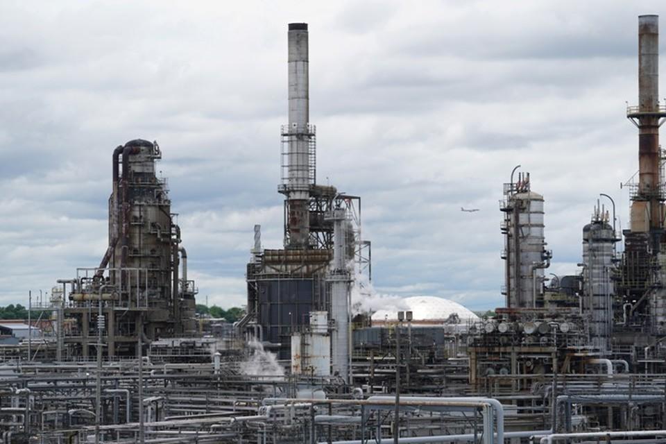 Завод принадлежит нефтяной компании Sunoco