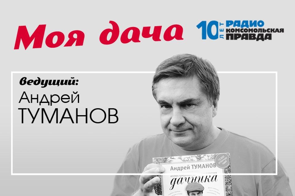 Андрей Туманов - со свежей порцией дачных лайфхаков