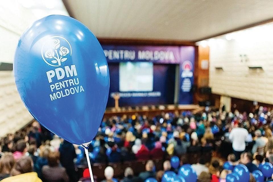 Партидуца – это я: После ухода Плахотнюка Демпартия Молдовы прекратит свое активное существование в большой политике
