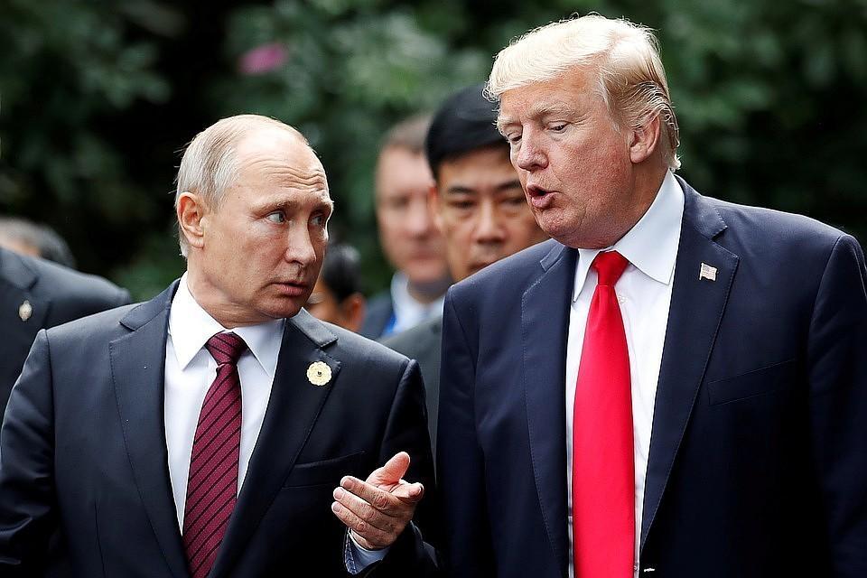 Встреча двух лидеров может продлиться около часа.