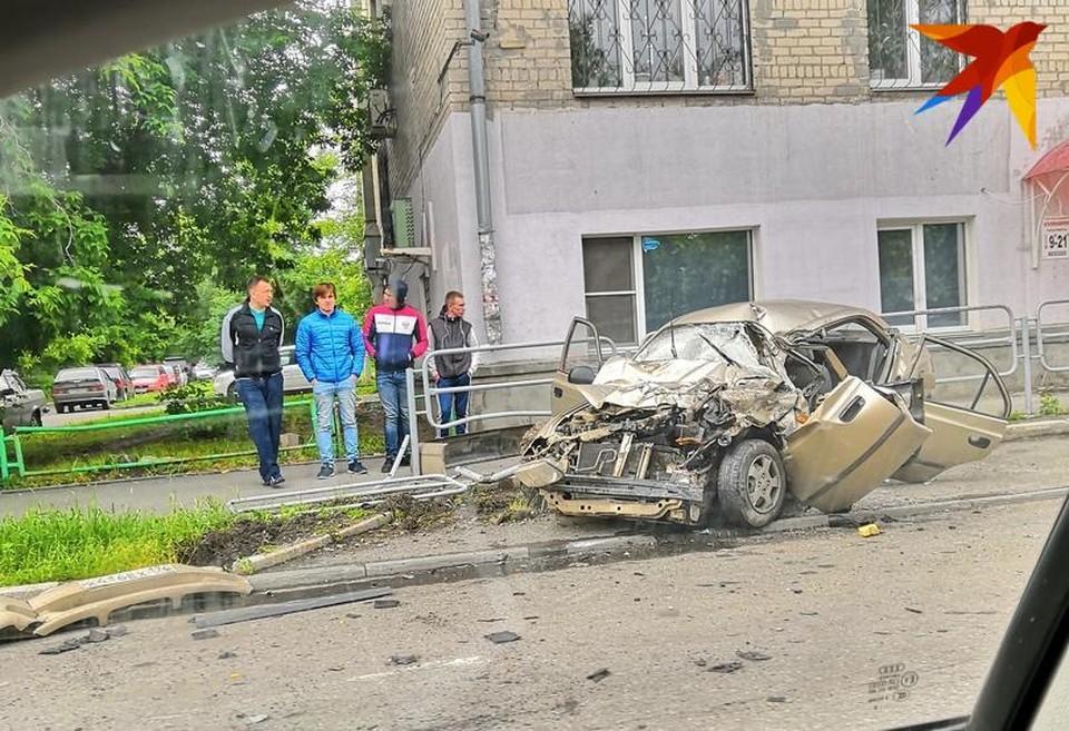 Больше всего не повезло Hyundai. Фото: Александр Лавров.