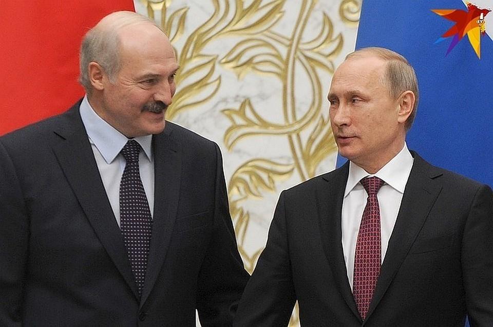 Президенты Беларуси и России встретятся на закрытии Европейских игр.