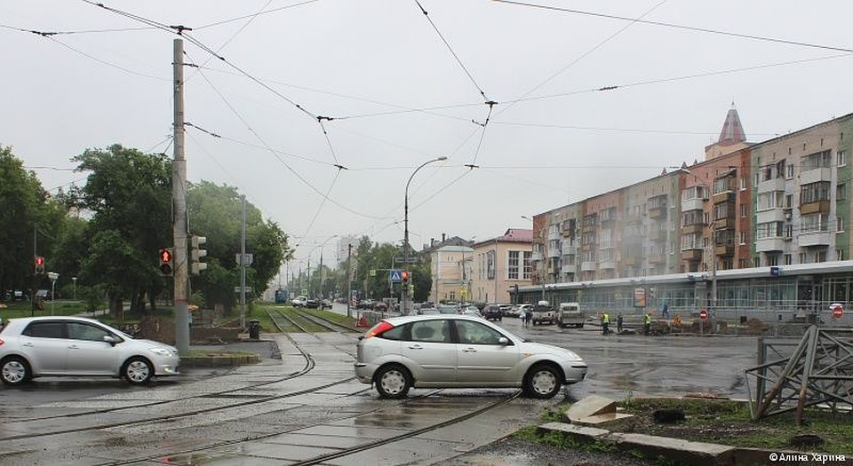 фото перекресток луначарского и сибирской пермь статье представлены отзывы