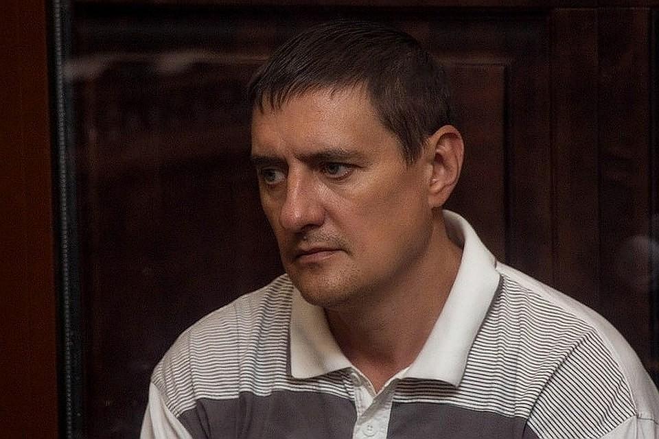 «Обвиняемый по делу «Зимней вишни» Андрей Бурсин не признал вины.