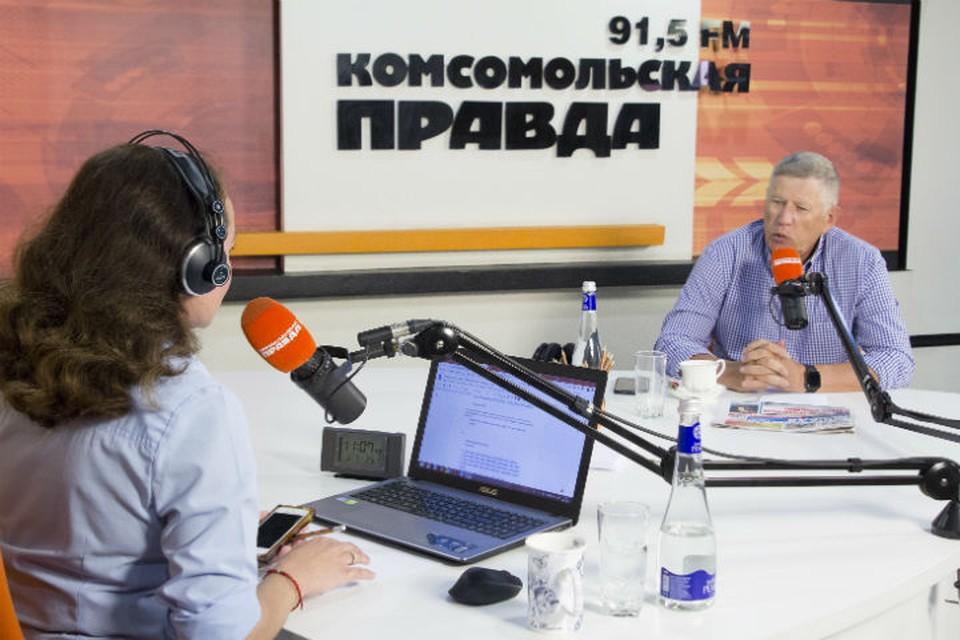 Владимир Николаевич считает, что причина катастрофы кроется исключительно в природном характере.