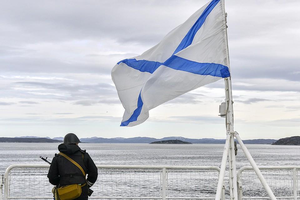 В результате пожара на глубоководном аппарате погибли 14 моряков-подводников. Фото Лев Федосеев/ТАСС