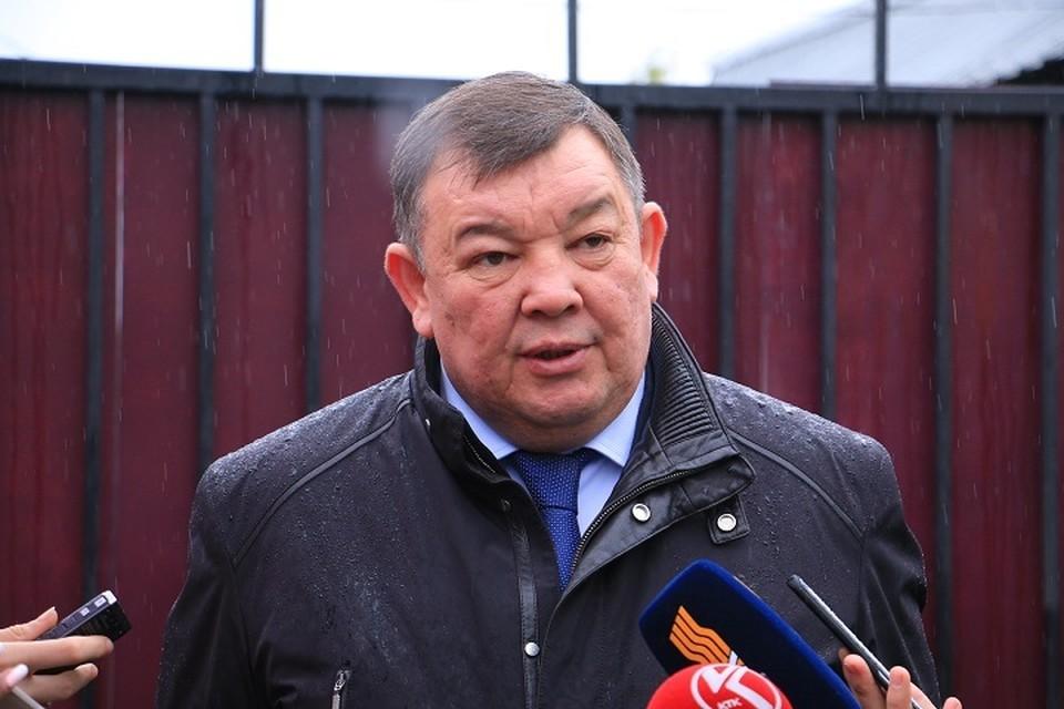 Багдат Манзоров.
