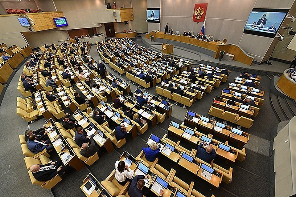 В Госдуме прокомментировали публикацию об угрозе удара России по Европе