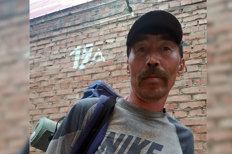 Серега из Хакасии. Фото: Павел ЦИКОЛИН