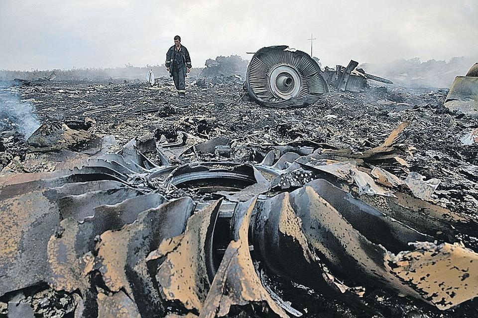 Россия не получала запрос Нидерландов на выдачу подозреваемых по делу о крушении малазийского МН17