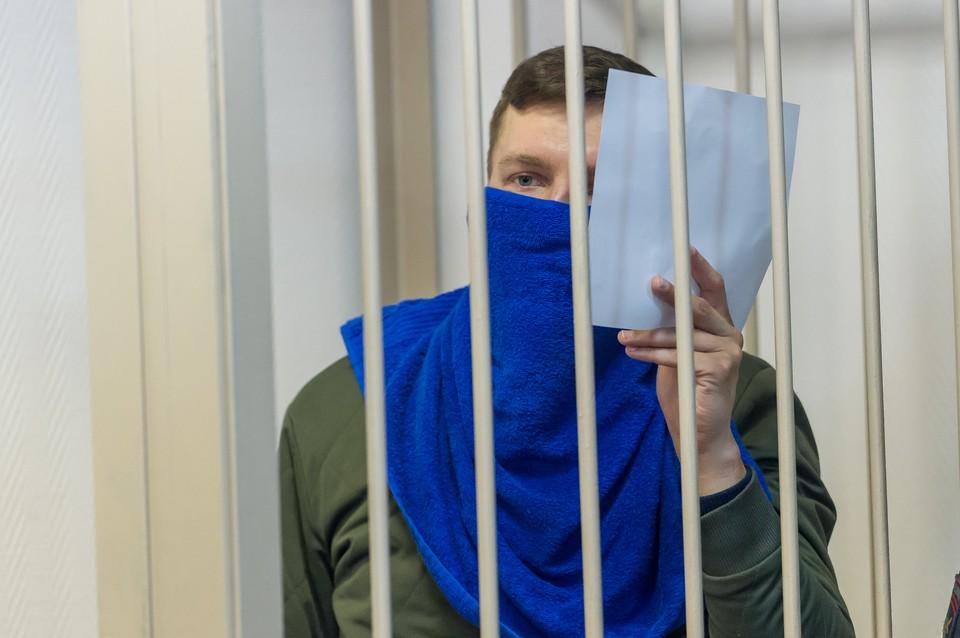 Сотрудник Росгвардии просил не брать его под арест из-за беременной жены