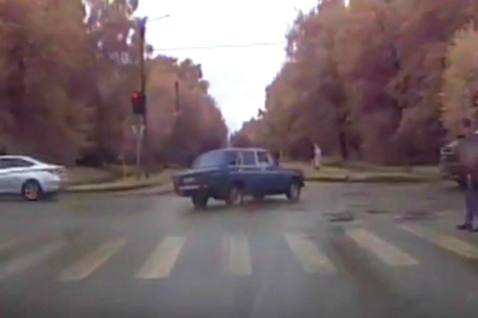 Водитель не раз подвергал опасности себя и окружающих. Фото: vk.com/kirovmp