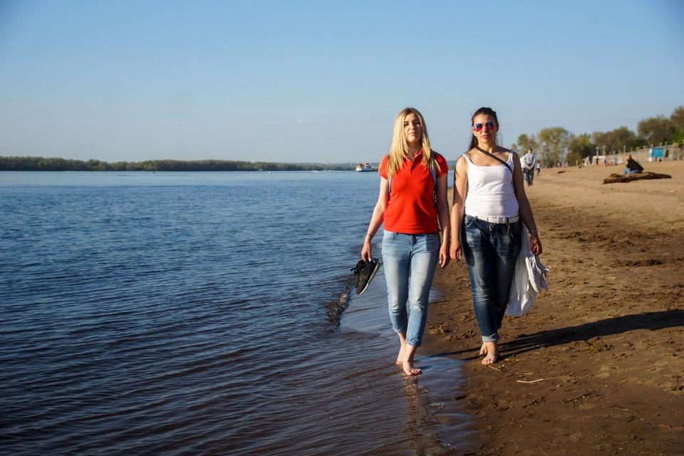 Скоро самарцы будут гулять не только по привычным берегам