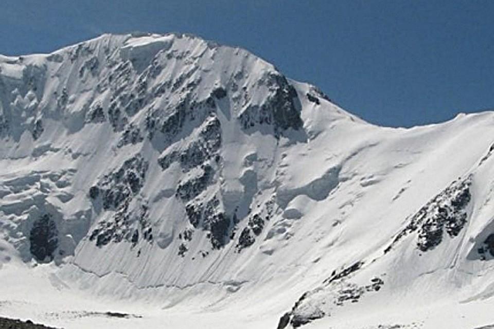 В горах Алтая снова погибли туристы. ФОТО: МЧС.