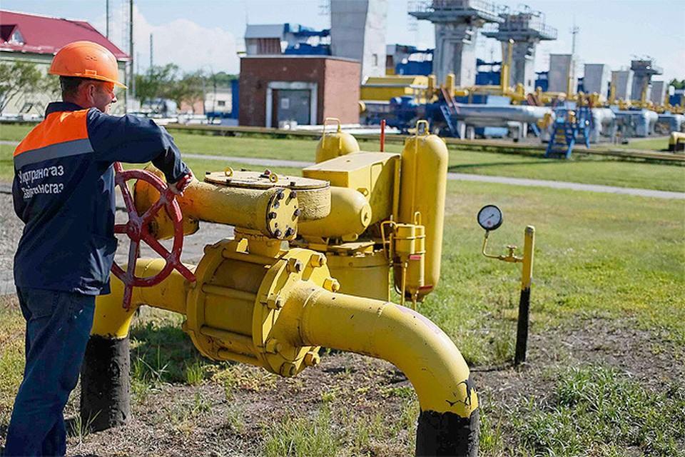 Ранее «Укртрансгаз» заявил о критическом дефиците газа в хранилищах страны