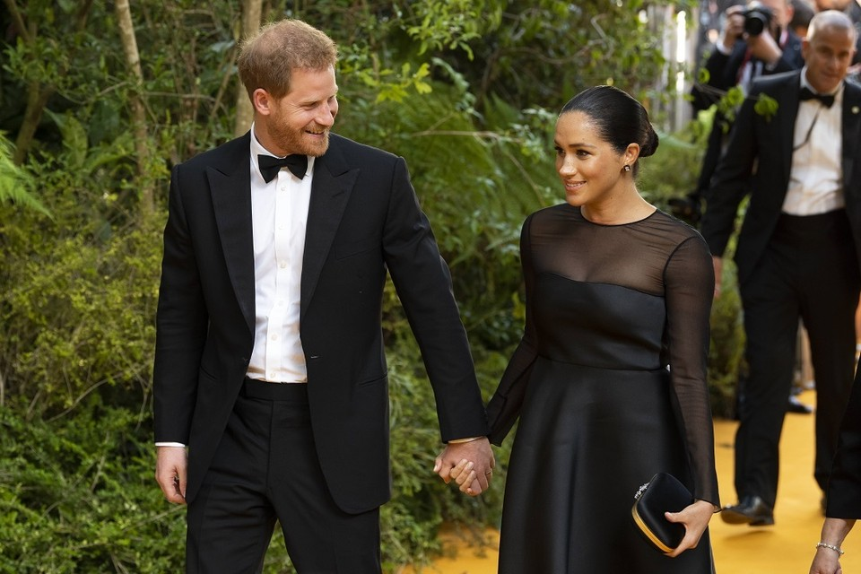 Принц Гарри заявил, что у него c женой Меган Маркл будет не больше двоих детей