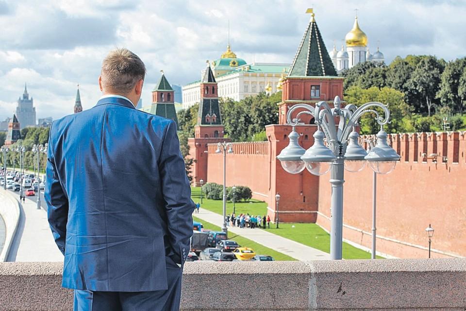 Российский средний класс бросил бизнес и ушел в чиновники