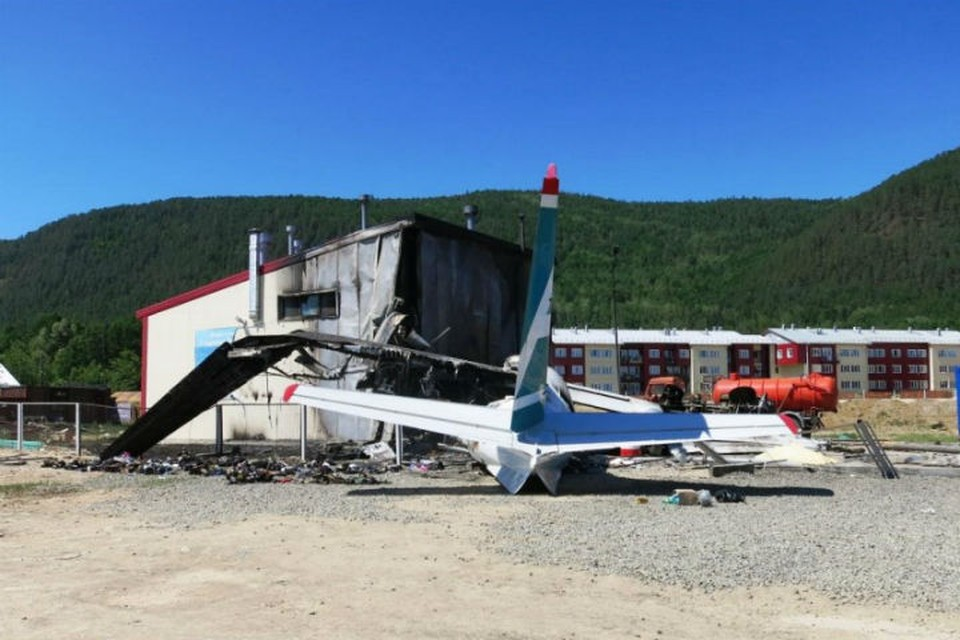 Авиакатастрофа АН-24 в Бурятии: МАК выяснил обстоятельства трагедии. Фото: МАК.