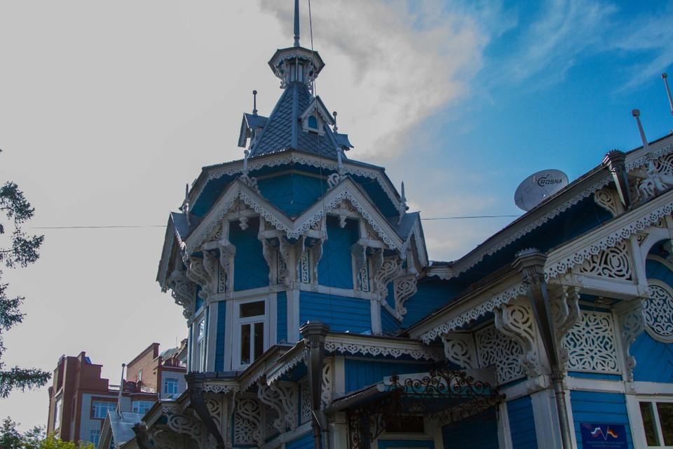 Экспедиция КП прибывает в славный город Томск!