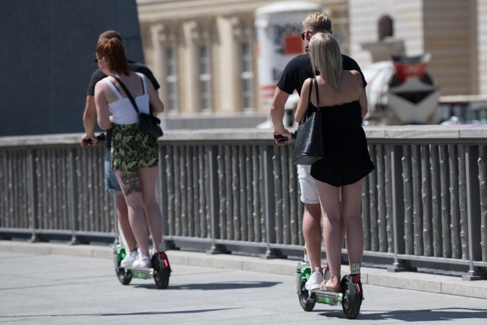 В Финляндии впервые выписали штрафы пользователям самокатов