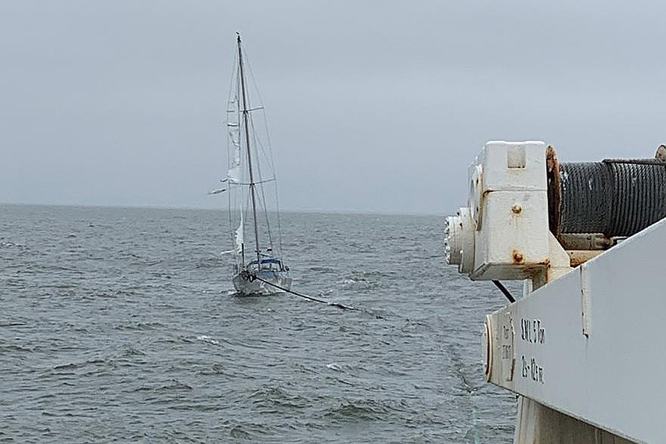 Группа туристов из 10 человек пропала в Белом море