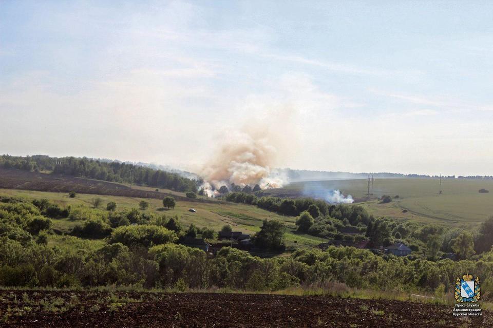 В ближайшие несколько дней, по оценке специалистов, 3-й уровень пожарной опасности установится повсеместно