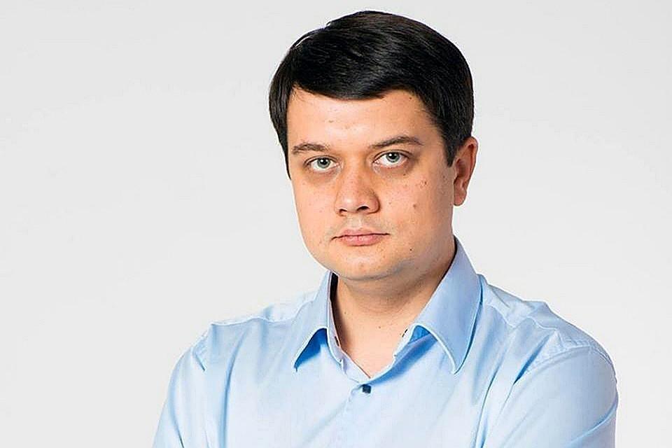 Дмитрий Разумков. Фото: личная страница героя публикации в соцсети
