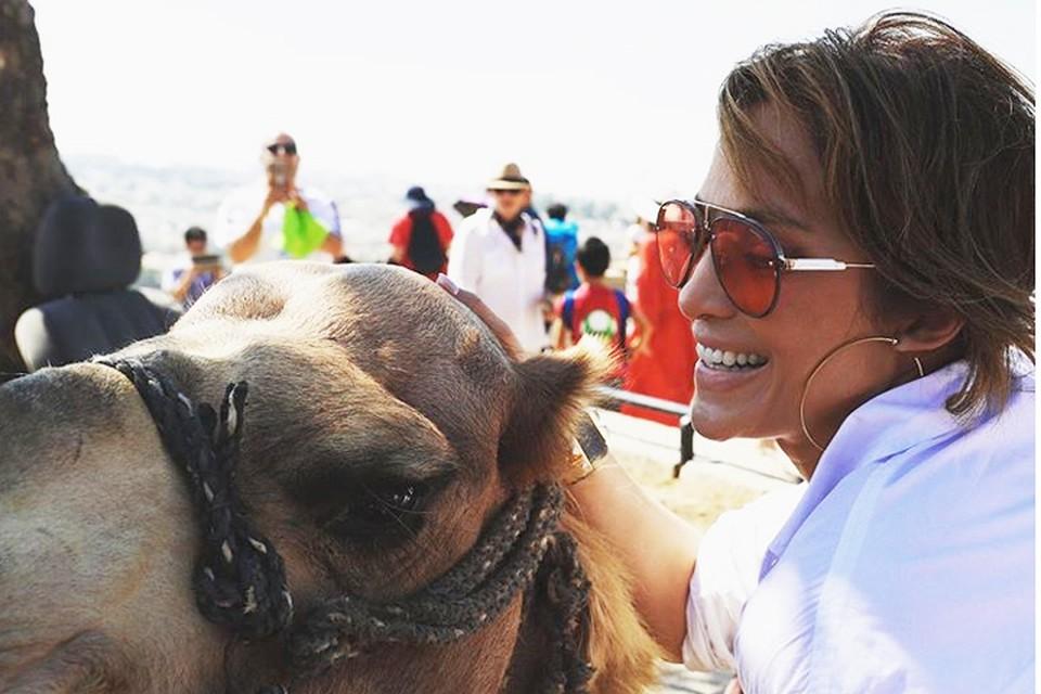 Дженнифер Лопес дала концерт в Тель-Авиве. Фото: Инстаграм.