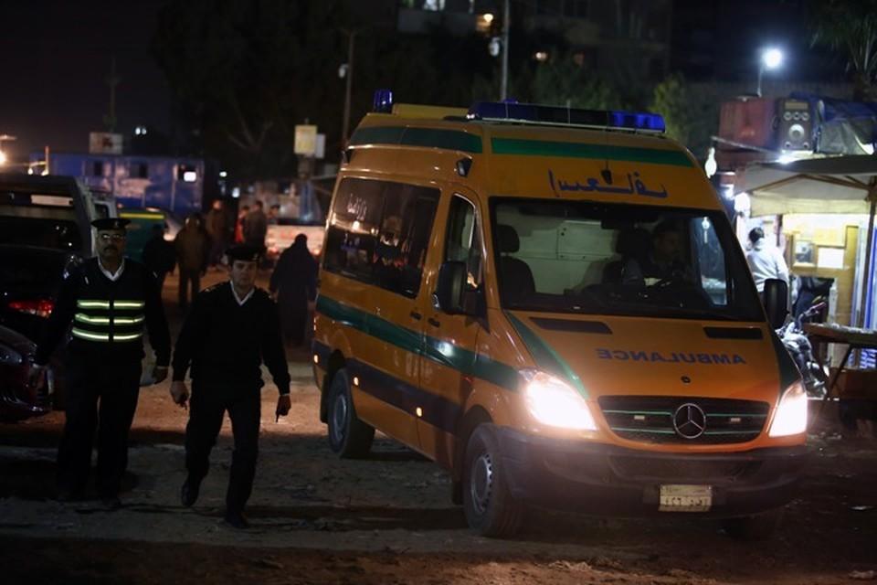 В результате взрыва кислородного баллона в Каире погибли 16 человек, 21 пострадал