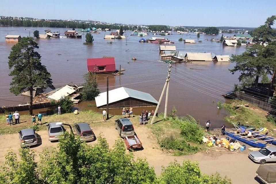 В конце концов, сколько нужно еще пожаров и наводнений, чтобы понять: в нашей стране гром гремит уже давно – пора страховаться?