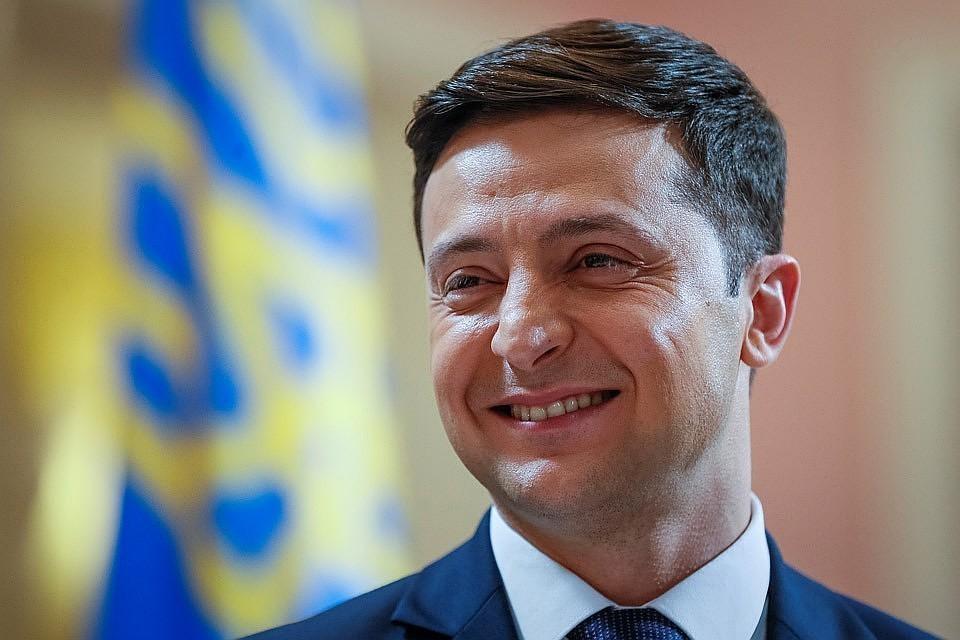 Владимир Зеленский уверен, что Крым можно вернуть в состав Украины