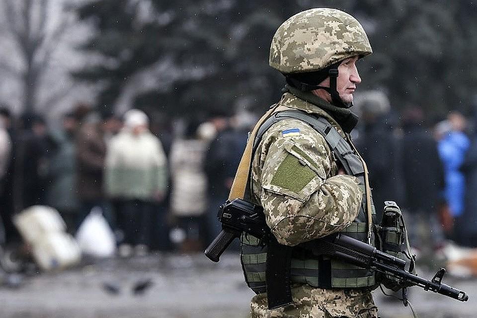 Киев подготовил около 800 полицейских для возвращения Донбасса