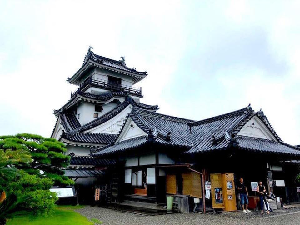 Феодальный замок Японии. Фото из личного архива Sofi Maeda.
