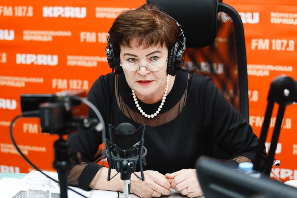 Глава Администрации Индустриального района Любовь Зайцева