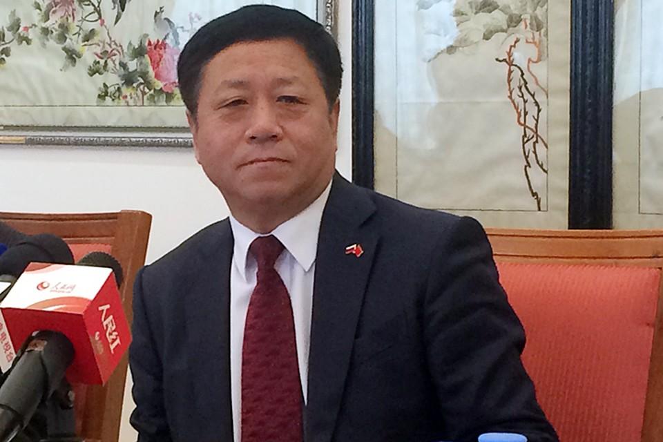 Новый посол Китая в РФ Чжан Ханьхуэй