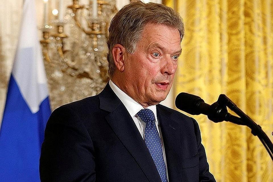 Саули Ниинистё примет высокого российского гостя в своей столичной резиденции