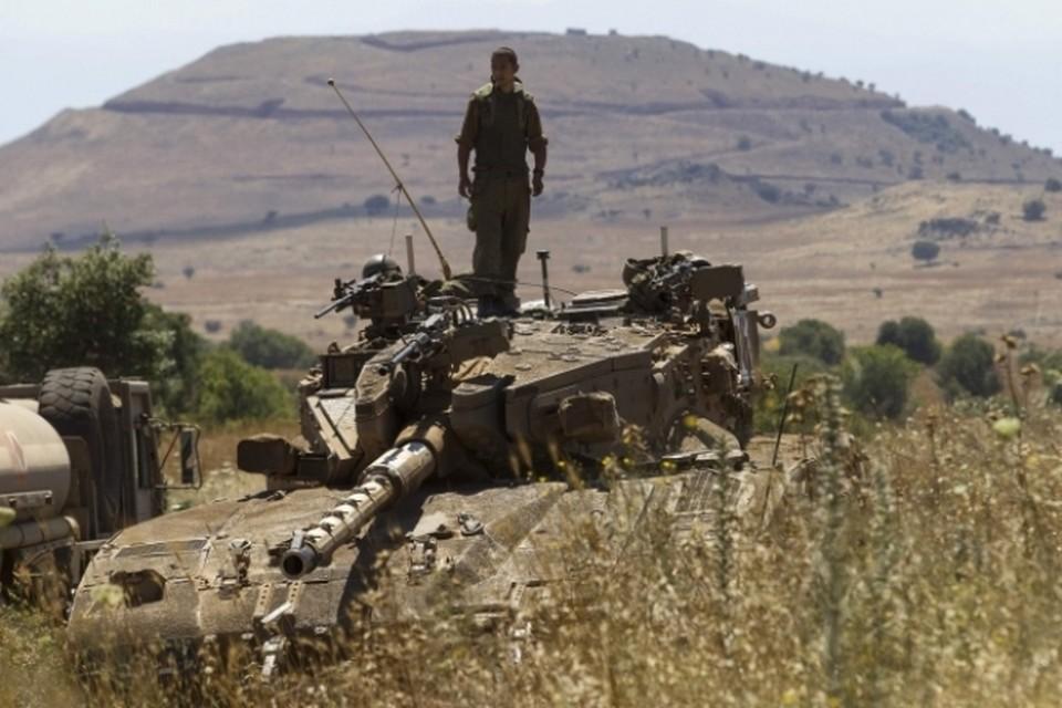 Армия Израиля открыла огонь по палестинцам