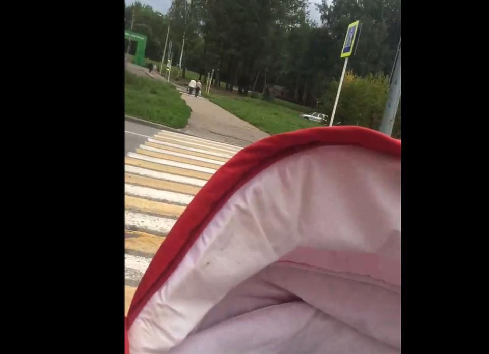 ФОТО: скриншот видео ВКонтакте.