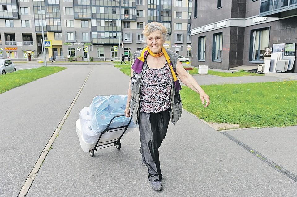 Галина Ивановна полна сил, желания жить и помогать другим людям.