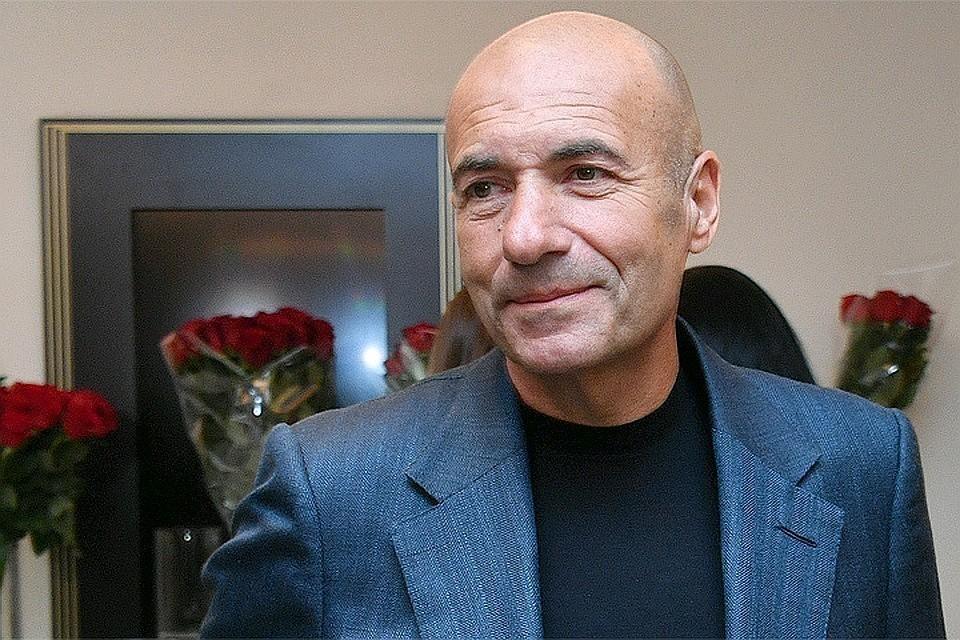 Игорь Крутой отметит в Сочи 65-летие.