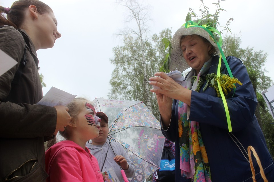 Фестиваль посетили сотни горожан