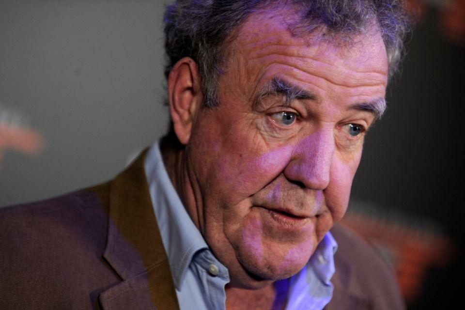 Английский журналист и бывший ведущий автомобильного шоу Top Gear Джереми Кларксон